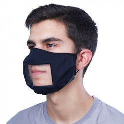 Máscara com Janela...